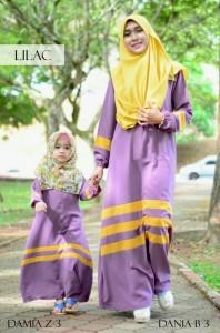 Jubah Muslimah Ibu Dan Anak 3